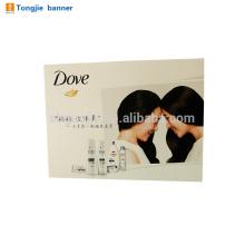 Impression numérique à plat de haute définition UV sur le panneau acrylique de mousse de PVC