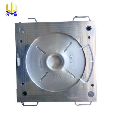 Turbine de pompe de moule de moulage en aluminium sur mesure de précision