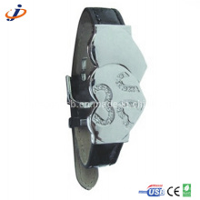 Bracelete de couro Flash Drive (JL21)