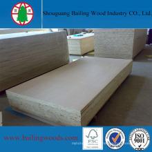Panneau de bois de placage Okume de haute qualité
