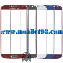 Lente de cristal para piezas de teléfono móvil Samsung Galaxy S4 Gt-I9500