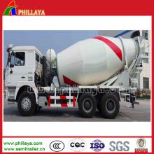 Am meisten benutzter Betonmischer-LKW für Verkauf