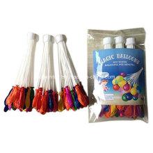 El agua inflable mágica juega el globo de agua colorido del globo 111PCS (10234420)