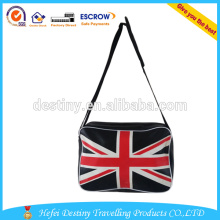 High quality American fashionable walking classy side mens leather shoulder bag