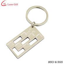 Custom Logo Metal Key Tag for Gift (LM1323)
