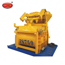Heavy Duty Industrial Horizontal Concrete Mixer