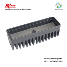 Aluminum Heat Sink with black power coating