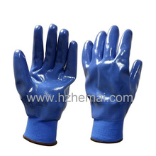 Nitrile Gloves Fully Dipped Garden Gloves Work Glove