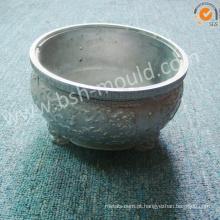 Liga de zinco die metal fundido