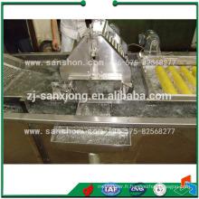 Machine à laver aux fruits et légumes en Chine