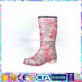 Impermeables botas de lluvia de moda