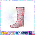 waterproof fashion rain boots