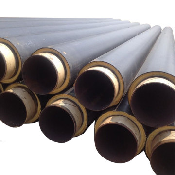 3 Lapisan Polyethylene Coated Carbon Steel Pipe