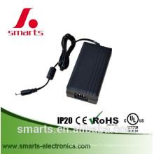 AC à DC sortie unique et adaptateur secteur d'ordinateur portable pour ordinateur portable