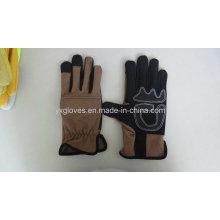 Защитная перчатка-синтетическая кожа Перчатка-перчатка-антискользящая перчатка-перчатка