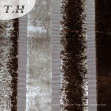 100% Polyester-Gewebe durch gestrickt