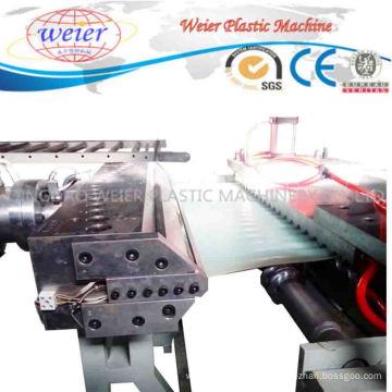 Making Machine Line für PVC Pet PC Welle / Trapezplatte