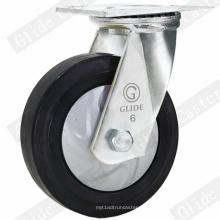 Heavy Duty Nylon Core Elastic Rubber Lenkrolle (G4403D)