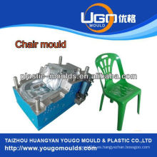 Plástico molde de inyección de fábrica nuevo diseño de plástico casa silla molde en Taizhou China