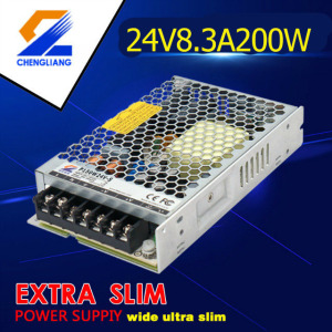24V 200W LED Light Box Power Supply