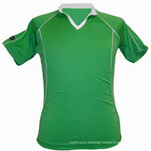 Classic Plain Green Sublimated Tennis Wear