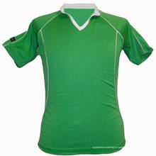 Classic Plain Verde Sublimated Tennis Wear