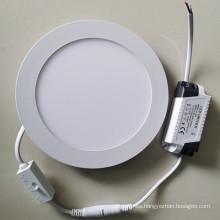 18w led panel light round 3000k 4000k 6000k led ultra slim panel light