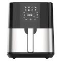 Stainless Steel Digital 5.5L 7L Air Fryer