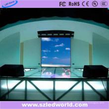 Ventanas publicitarias electrónicas a todo color del alquiler interior del LED P4.81 que hacen publicidad