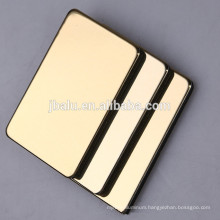 color coated metal polished mirror aluminum reflective sheet