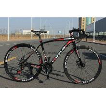 Bicicleta da cidade das mulheres de 700c 27speed, ciclo de competência, Crossway da bicicleta da estrada