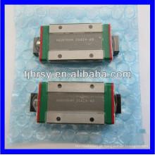Alinhamento e transporte linear miniatura Hiwin MGN15H
