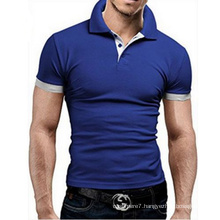 Wholesale Round Neck T-Shirts Sport Wear Casual T-Shirts