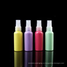 Красочные небольшой пластиковый насос спрей Bottlel 5мл Пэт бутылка (РВ10)