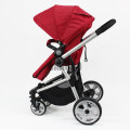 Good Quality Air Tire Foldable Europe Baby Stroller China Travel System