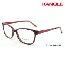 nouveau design lunettes lunettes acétate cadre optique