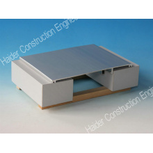 Metal Interior Wall Expansion Joints