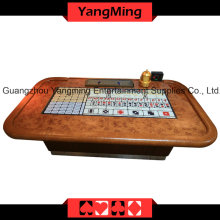 Tabla inteligente del casino de la tabla de Sic Bo (YM-SI03)