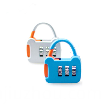 Mini Lock Password Travel Luggage Portable Padlock