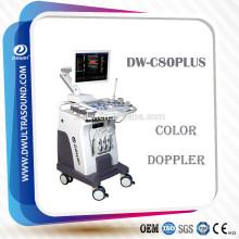 Ultraschall-Farb-Doppler-Maschine Trolly & Ultraschall DW-C80