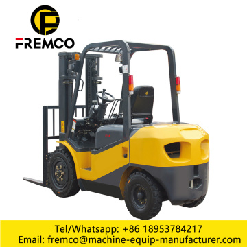 Battery Operated Forklift Trucks 1.8 Ton