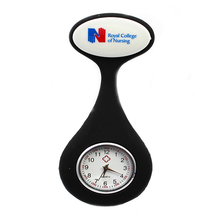 2016 New Arrival Professional Nurse Silicone Watch