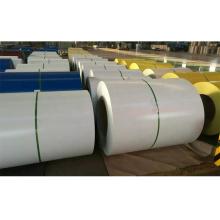 Bobina de acero galvanizado de zinc y aluminio de color