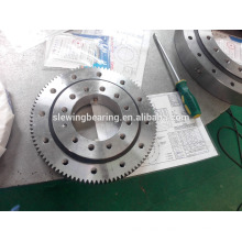 Heave machinery Slew gear
