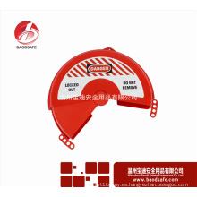 Bloqueo de la válvula de puerta giratoria BDS-F482 Bloqueo de la válvula