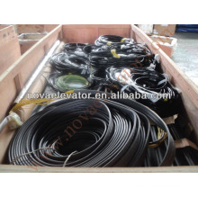 24*0.75 Elevator Flat Travelling Cable, Elevator VVVF Control Cable
