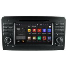 Android 5.1 Car DVD GPS para Mercedes Benz Ml / Gl Audio del coche con conexión de teléfono WiFi