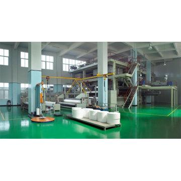 Melt blown non-woven machinery equipment line