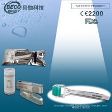 Portable Skin Microneedle Derma Rolling System Machine