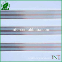 Contact material silver nickel clad metal strips